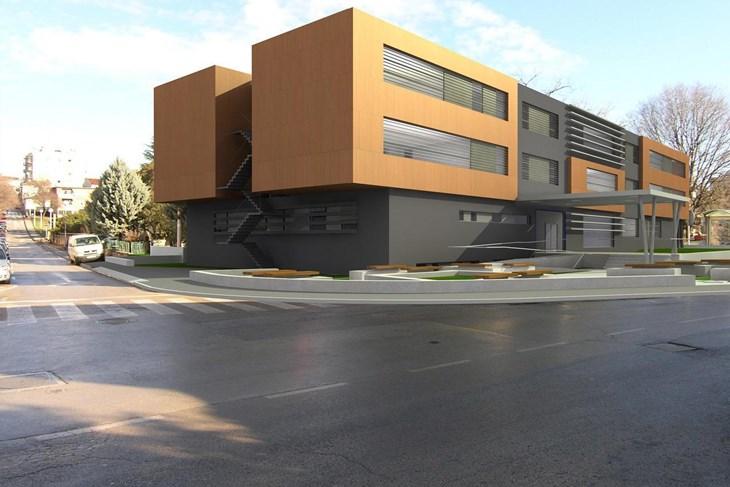 Izgradnja Medicinske škole u Puli - Primum ing d.o.o.