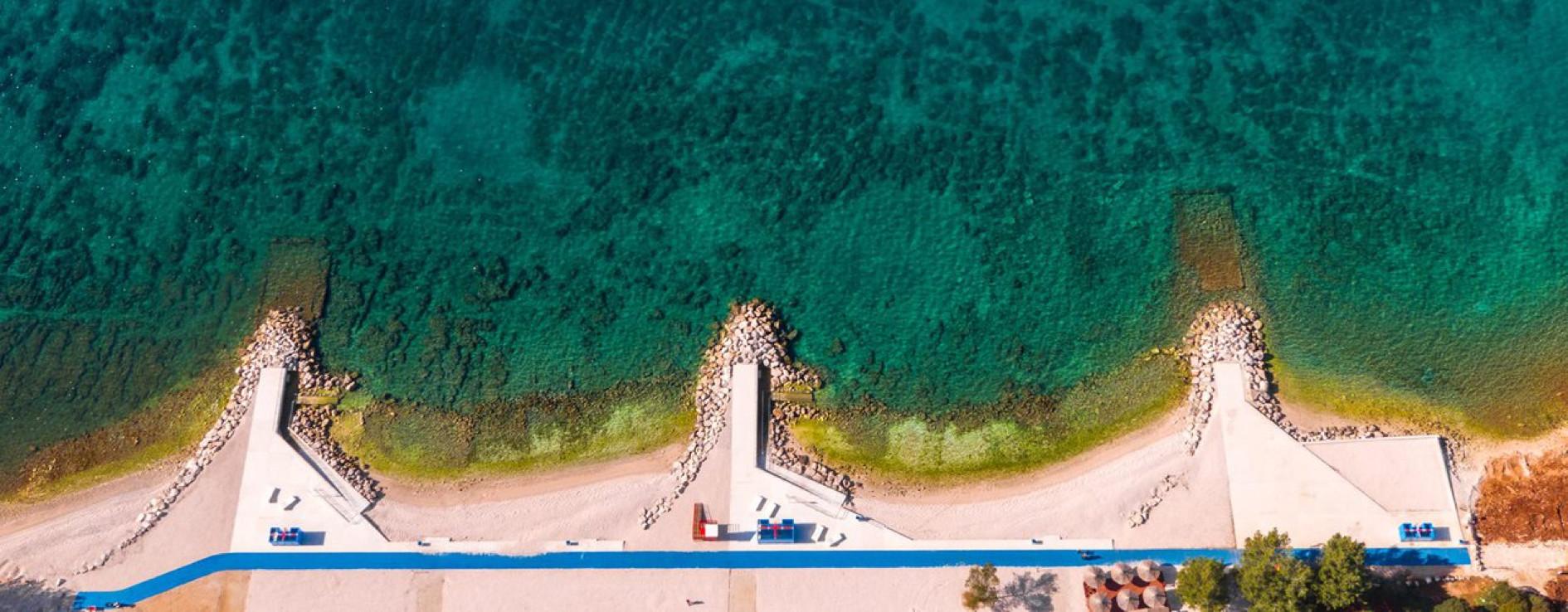 Uređenje plaže Hidrobaza - Štinjan, Pula - Primum ing d.o.o.